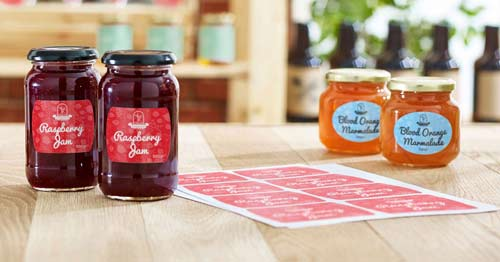 Jam Inspiration by Avery WePrint